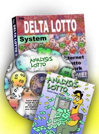 Step by step - how to do a lottery pick with The Delta Lotto